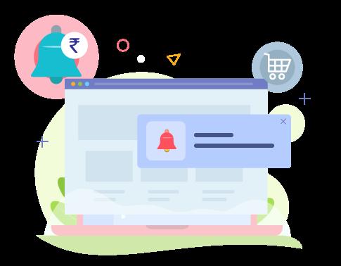 Price Alert Campaign for E-Commerce