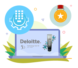 "Office24by7 got recognized by Deloitte as a ""Fastest 50 Growing Technology company"""