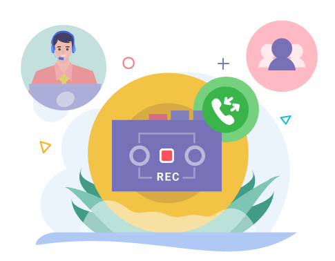 Call Recording using sales automation tool