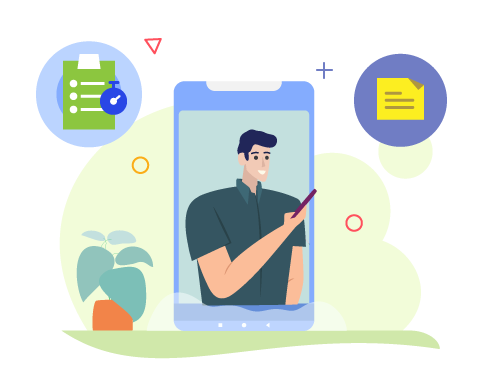 Enable collaboration using mobile CRM