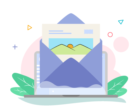 Set up an introductory email nurturing campaign for new customers