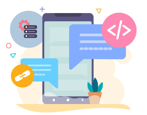 Long Code and short code with SMS
