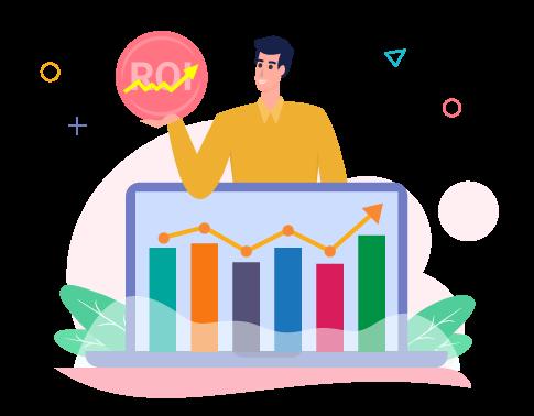 improved marketing ROI using Virtual Number