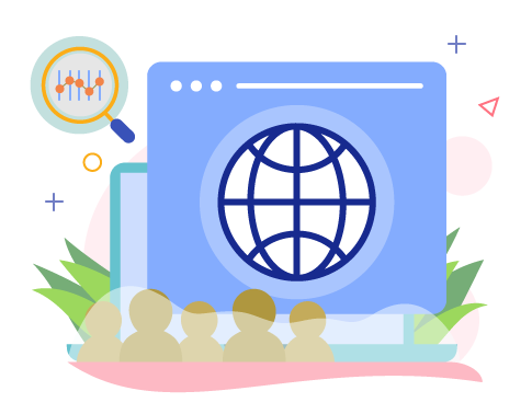 Start tracking all visitors with a comprehensive dashboard