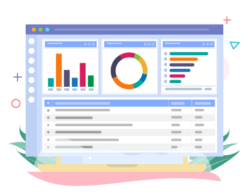 best-in-class lead tracker for monitoring all campaigns