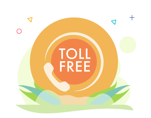 toll-free numbers that are fully cloud-based
