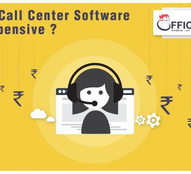 is call center software expensive
