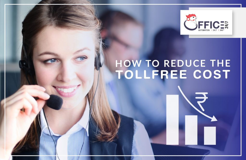 How to reduce the tollfree cost