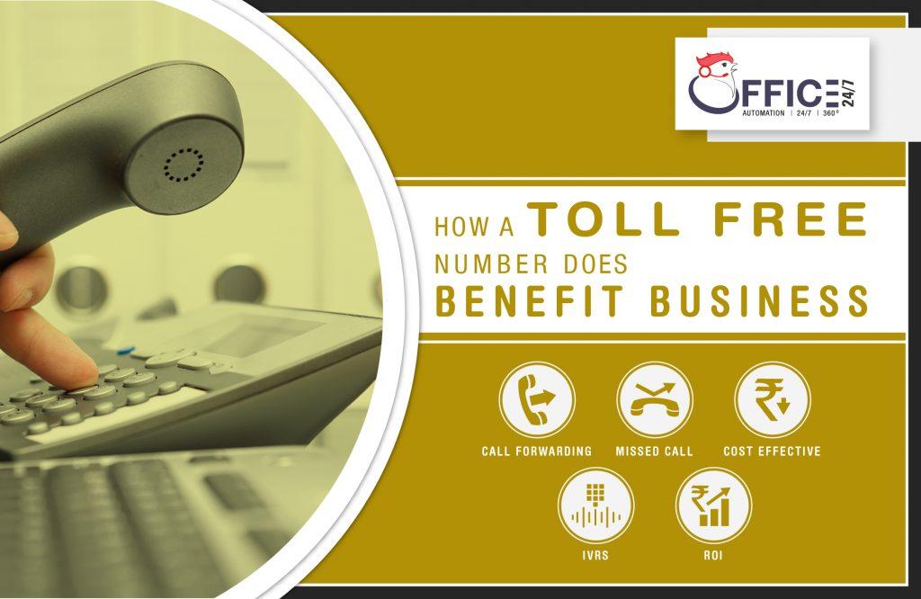 toll free benefits