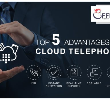 top 5 cloud telephoney advantages
