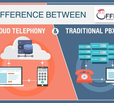 diffrencebetween cloud telephoney and traditional PBX
