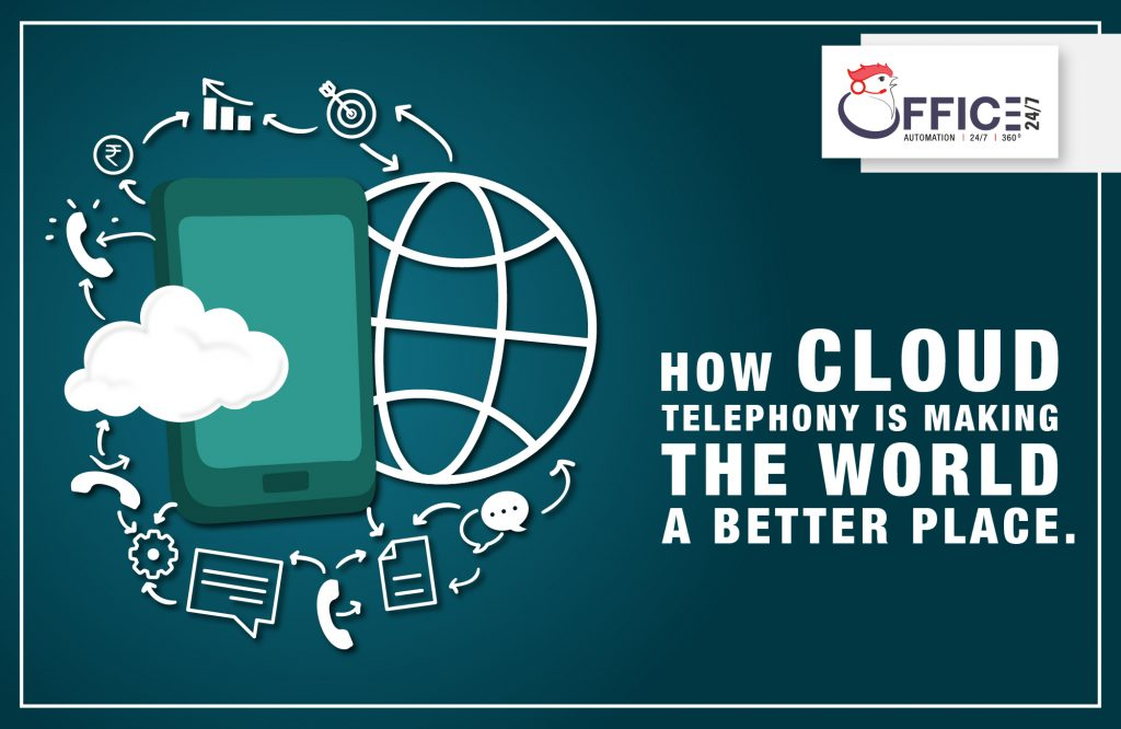 how cloud telephony is making the world a better place
