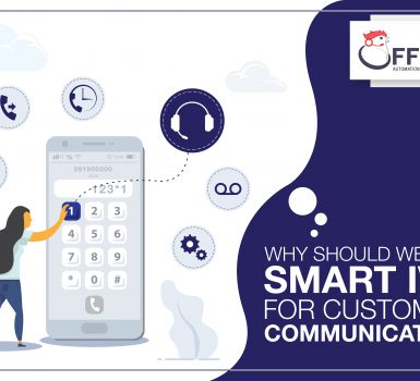 why should we use smart ivr for customer communication