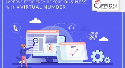 Improve Efficiency of your Business with a Virtual Number