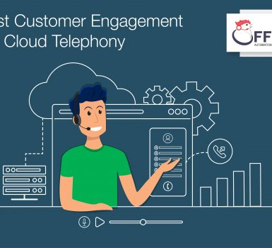 boost customer engagement with cloud telephony