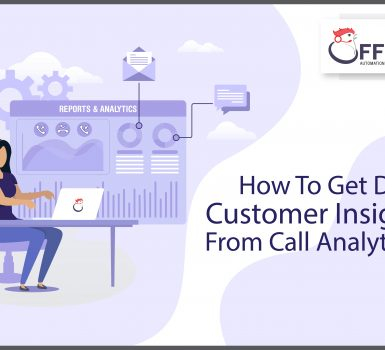 How to get deep customer insights from call analytics?