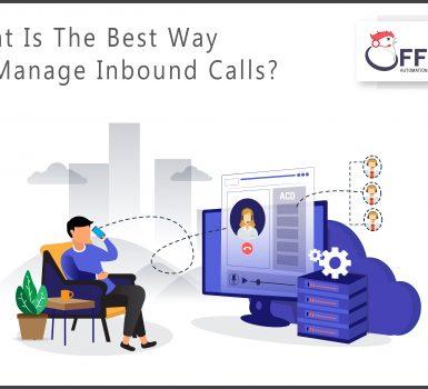 inbound calls service provider