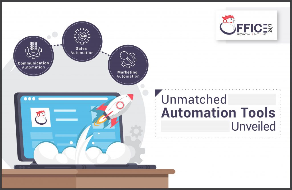 Office24by7 launches unmatched Sales and Marketing Automation tools -  Office24by7