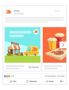 fb Carousel Ad