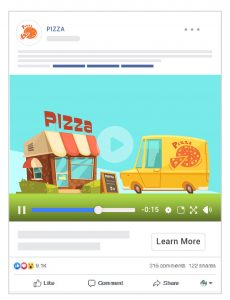 fb video ads