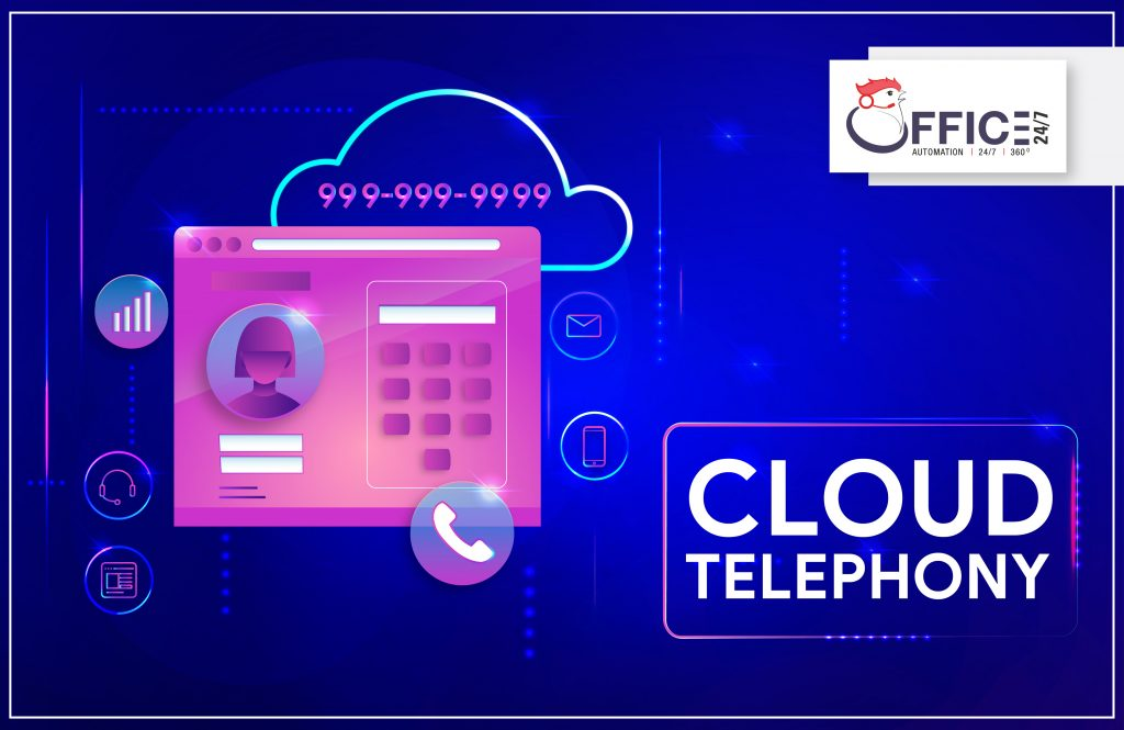 cloud telephony provider