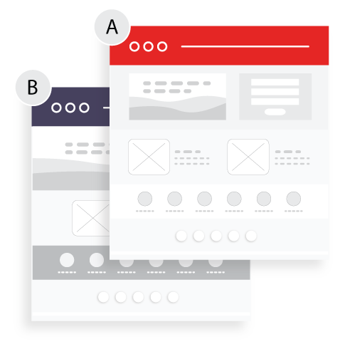 email campaign a/b testing