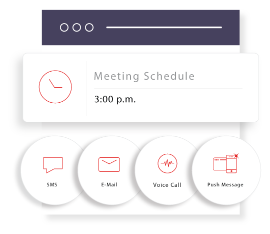 Plan sales meetings proactively with Smart Force