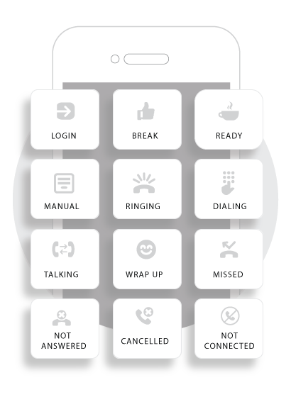 Empower sales team with smart mobile lead management tool
